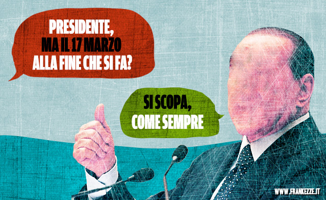 17 marzo: per placare le divisioni