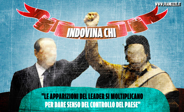 Indovina Chi? (Parte Seconda)