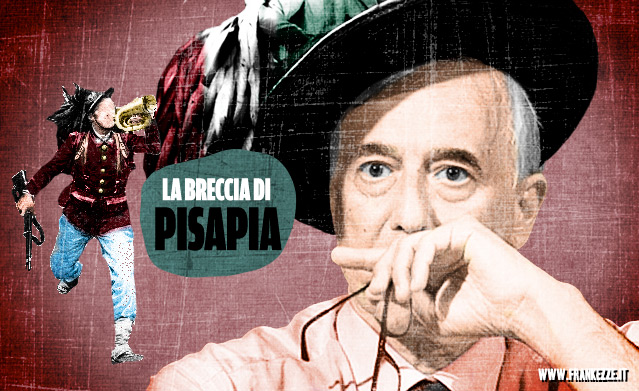 La breccia di Pisapia