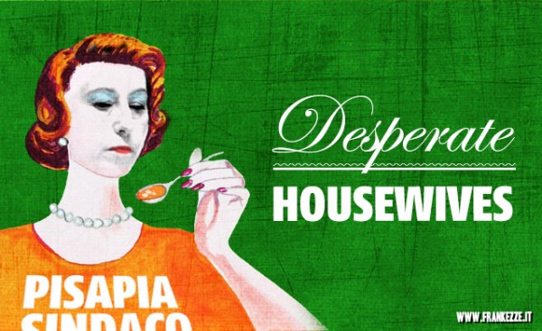 Letizia Moratti Housewives