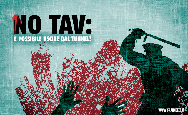 No Tav - senza via d&#039;uscita
