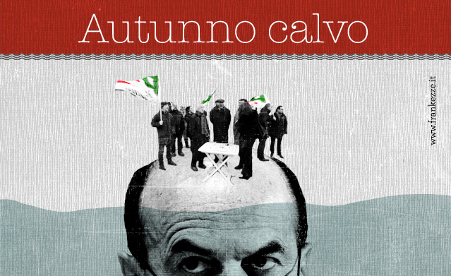 Piazza San Giovanni, 5 novembre: l&#039;autunno calvo del Pd
